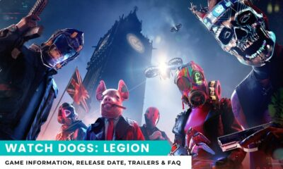 Watch Dogs Legion Game Information