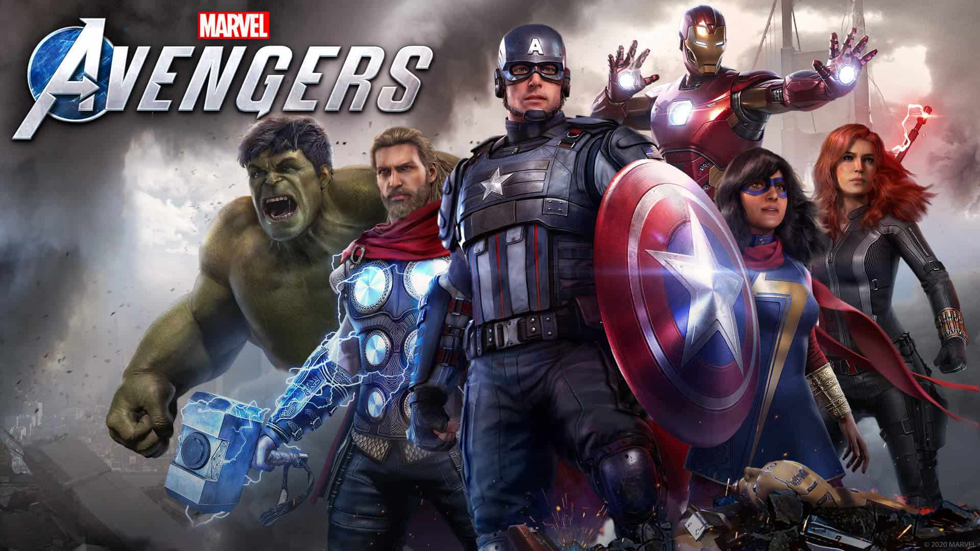 Marvel's Avengers Game Information