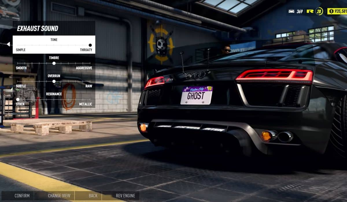 Need for Speed Heat Review - Customisation