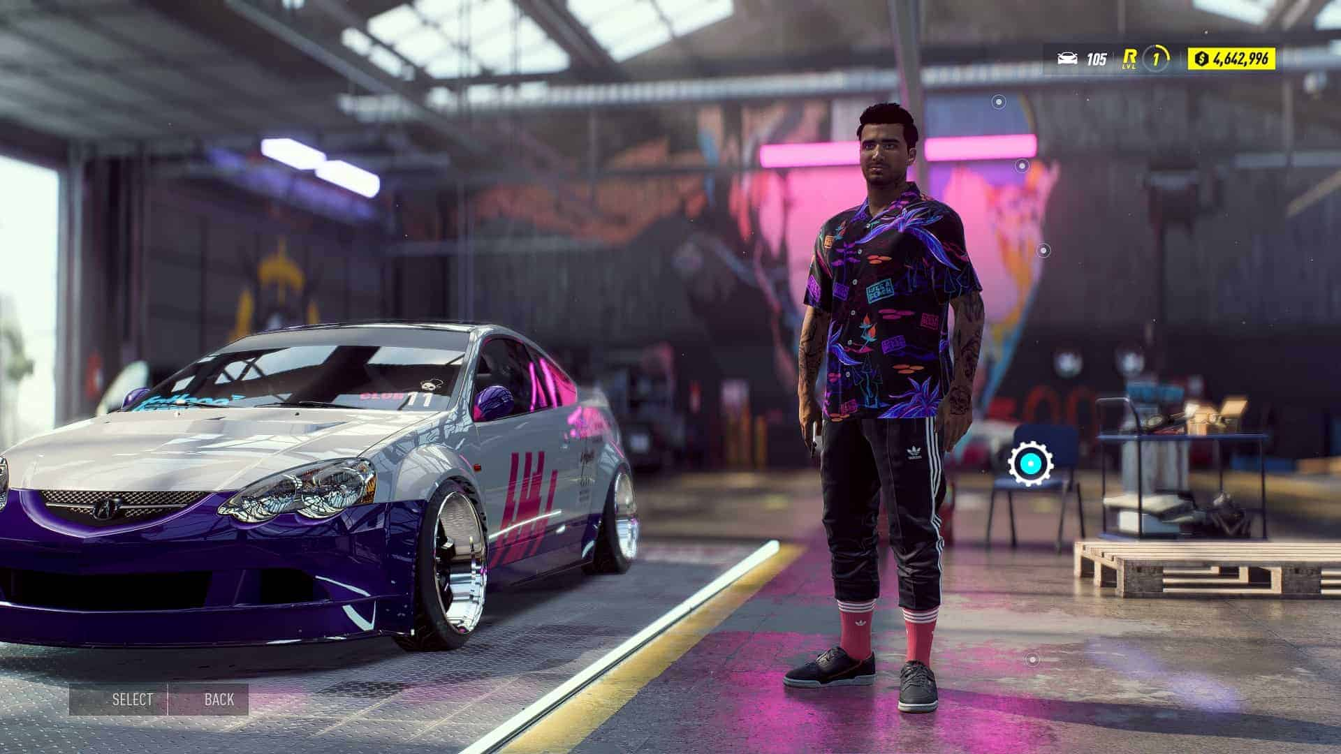 Need for Speed Heat Review - Garage