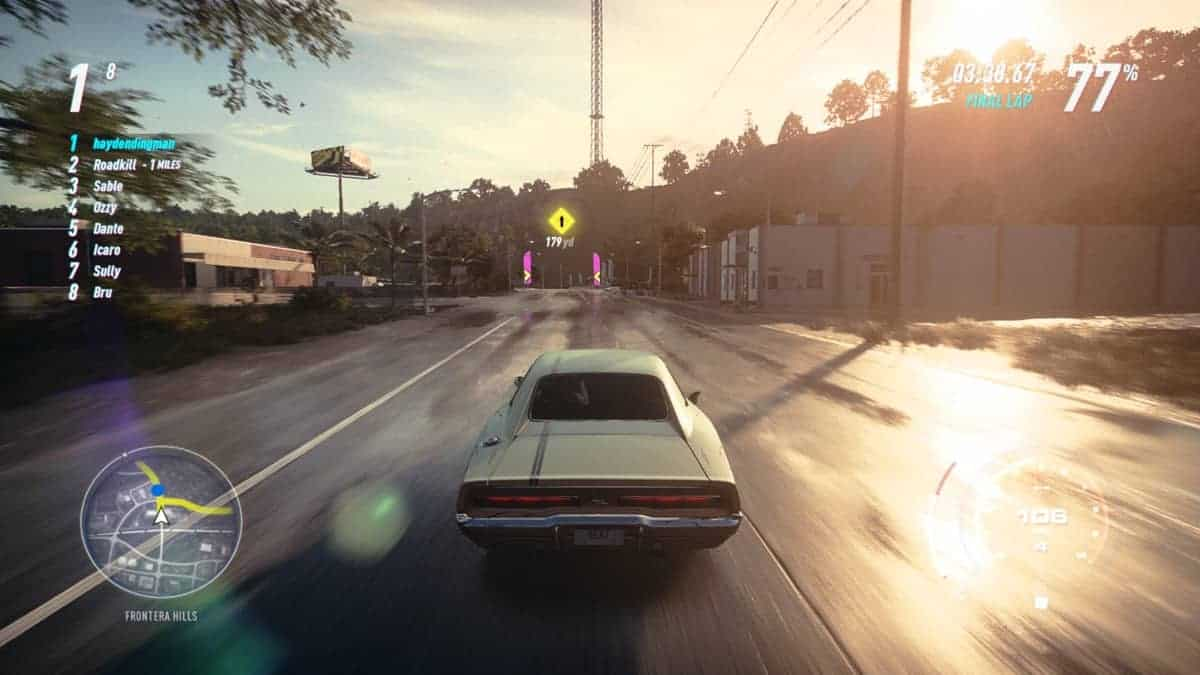Need for Speed Heat Review - Open World Setting