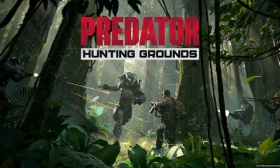 Predator Hunting Grounds Game Information