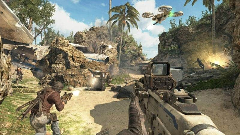 Most-Popular-Video-Games-Call-of-Duty-Black-Ops-II
