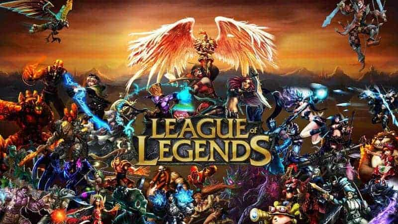 Most-Popular-Video-Games-League-of-Legends