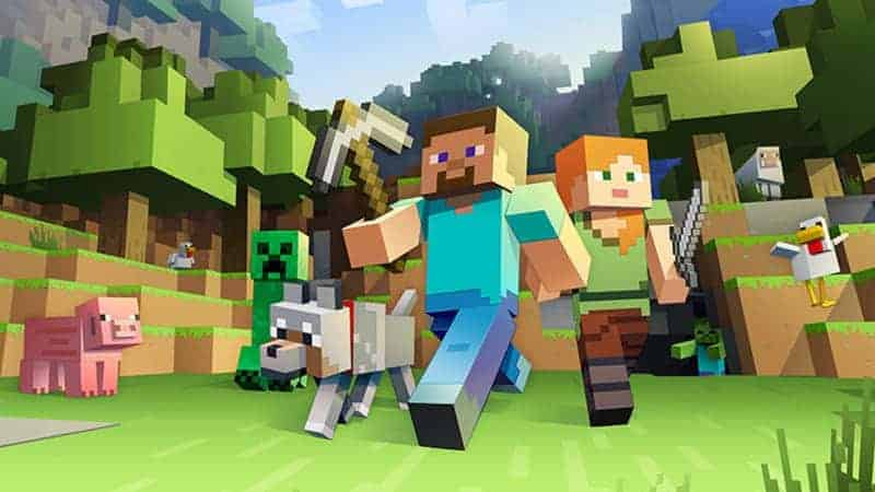 Most-Popular-Video-Games-Minecraft