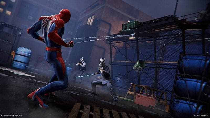 Most-Popular-Video-Games-Spider-Man