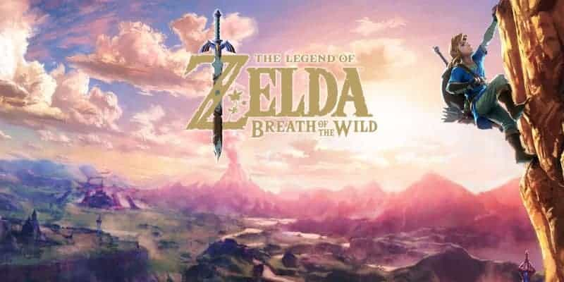 Most-Popular-Video-Games-The-Legend-of-Zelda-Breath-Of-The-Wild