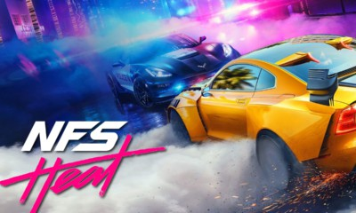 Need for Speed Heat Game Information