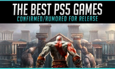 The Best PS5 Games Confirmed/Rumored for Release
