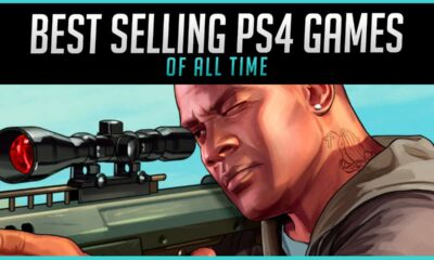 The Best Selling PS4 Games of All Time