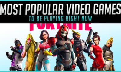 The Most Popular Video Games to Be Playing Right Now