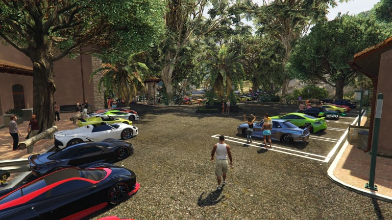 Best GTA 5 Mods - Marlowe Valley Safehouse