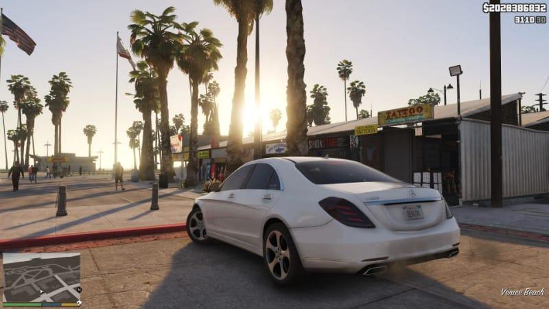 Best GTA 5 Mods - NaturalVision Gangster's Paradise