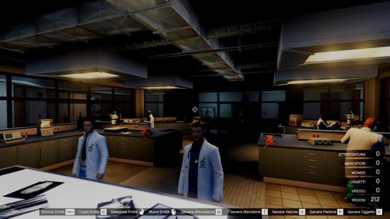 Best GTA 5 Mods - Open All Interiors