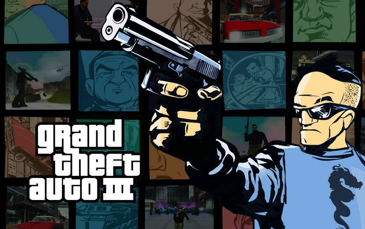 Best Grand Theft Auto Games - GTA 3