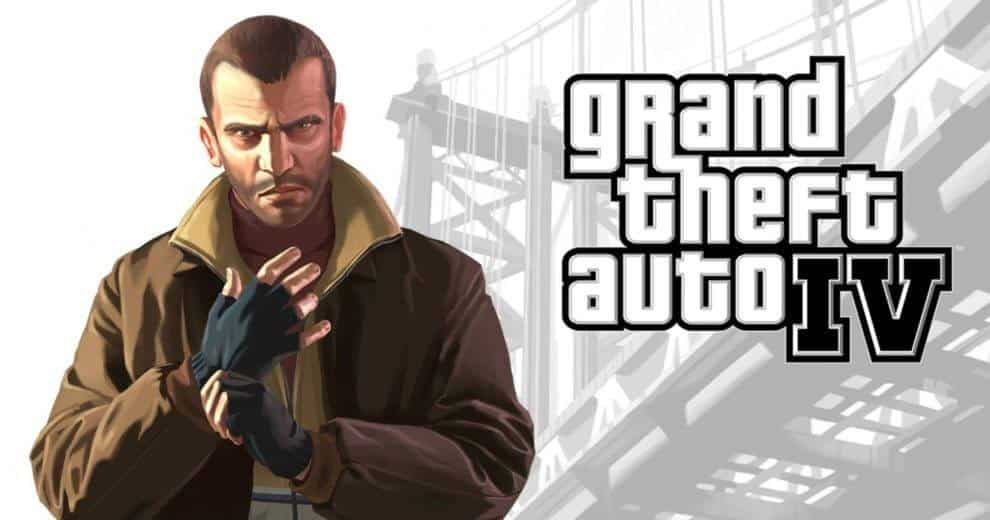 Best Grand Theft Auto Games - GTA 4