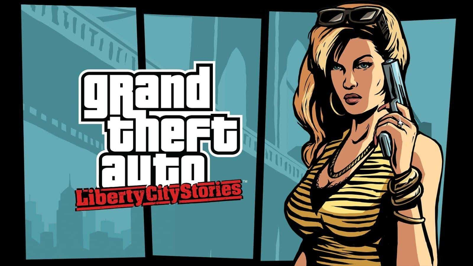 Best Grand Theft Auto Games - GTA Liberty City Stories