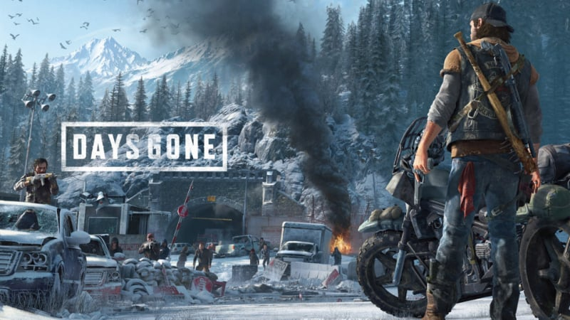 Best Post-Apocalyptic Games - Days Gone