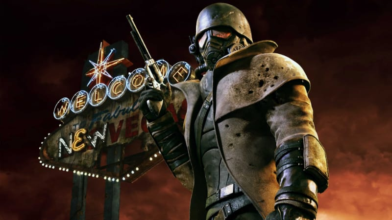 Best Post-Apocalyptic Games - Fallout New Vegas