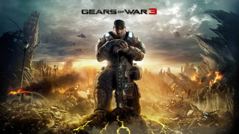 Best Post-Apocalyptic Games - Gears of War 3