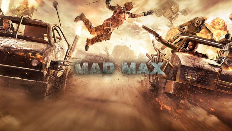 Best Post-Apocalyptic Games - Mad Max