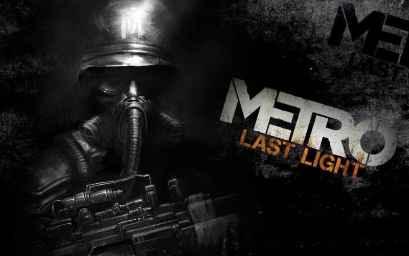 Best Post-Apocalyptic Games - Metro Last Light