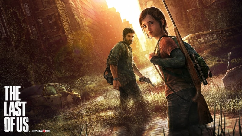 Best Post-Apocalyptic Games - The Last of Us