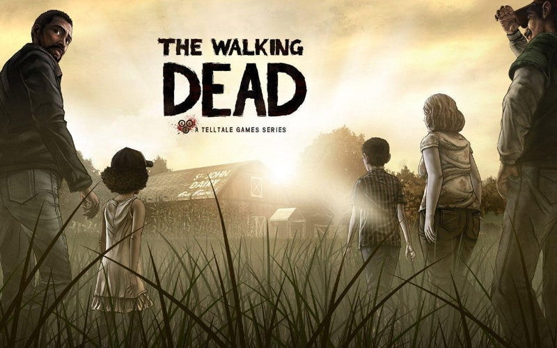 Best Post-Apocalyptic Games - The Walking Dead
