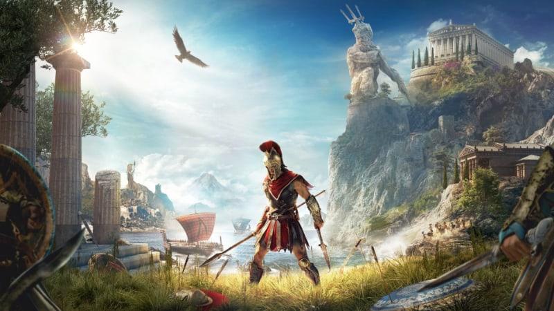 Best RPG Games - Assassins Creed Odyssey