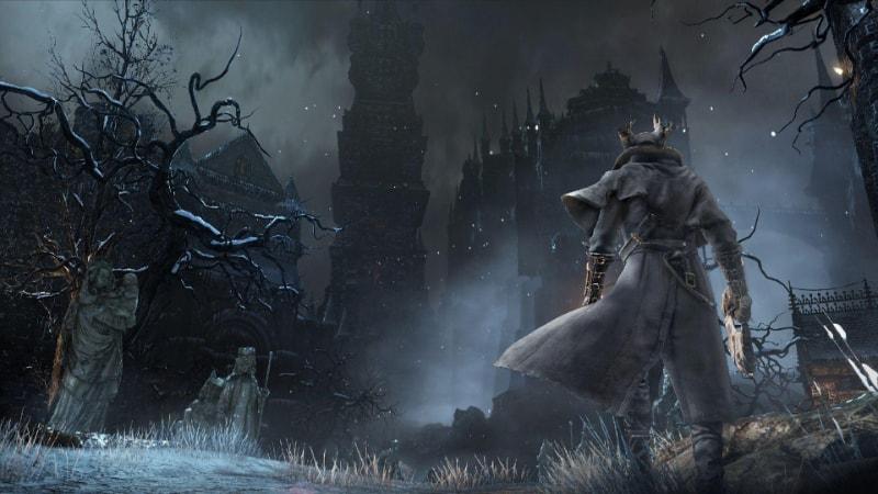 Best RPG Games - Bloodborne
