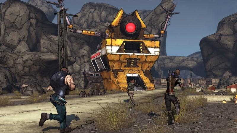 Best RPG Games - Borderlands 2