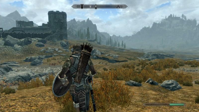 Best RPG Games - Elder Scrolls V