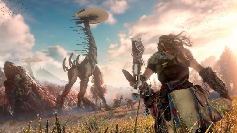 Best RPG Games - Horizon Zero Dawn