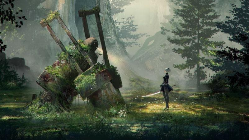 Best RPG Games - Nier Automata