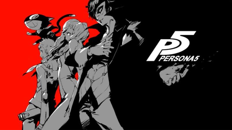 Best RPG Games - Persona 5