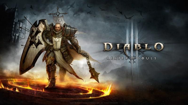 Best RPG PS4 Games - Diablo 3