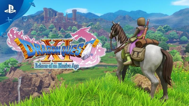Best RPG PS4 Games - Dragon Quest XI
