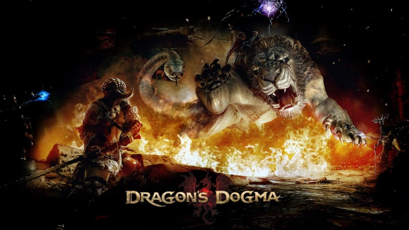Best RPG PS4 Games - Dragon's Dogma