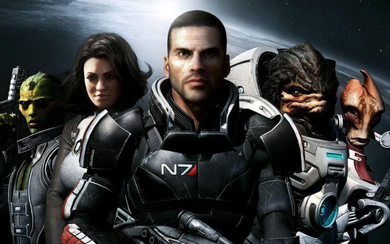 Best RPG PS4 Games - Mass Effect 2