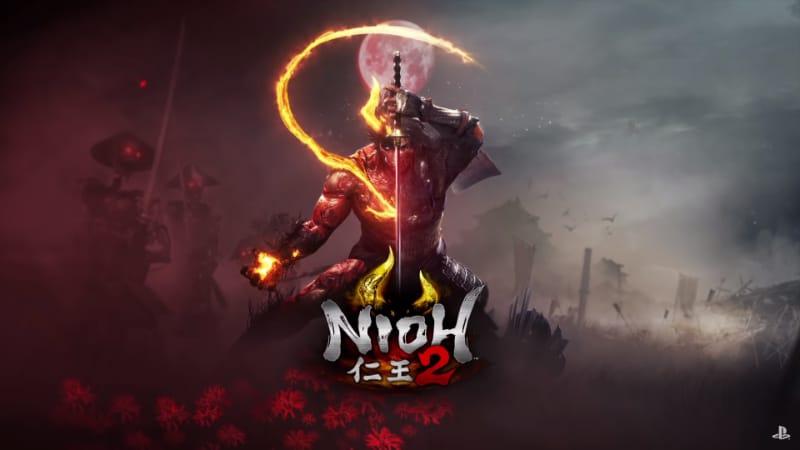 Best RPG PS4 Games - Nioh 2