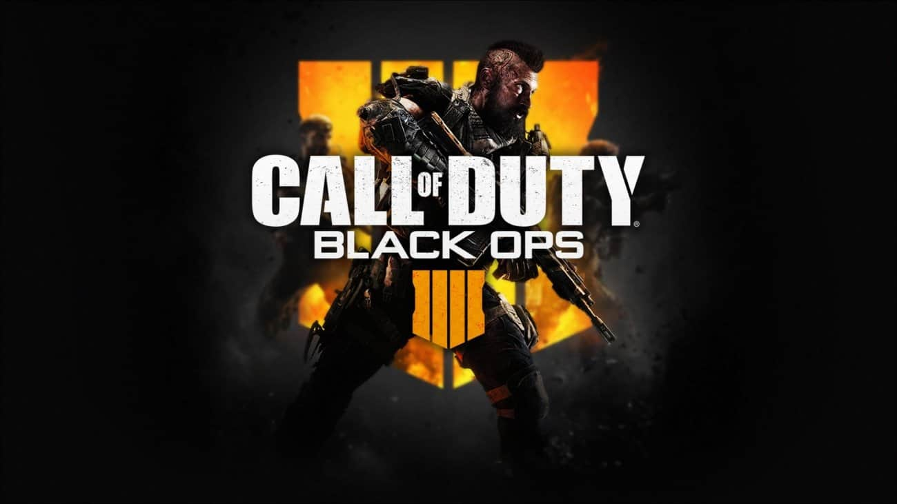 Call of Duty Black Ops 4 Game Information