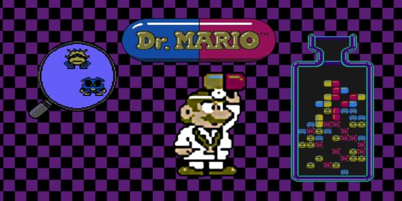 Most Popular Nintendo Games - Dr. Mario