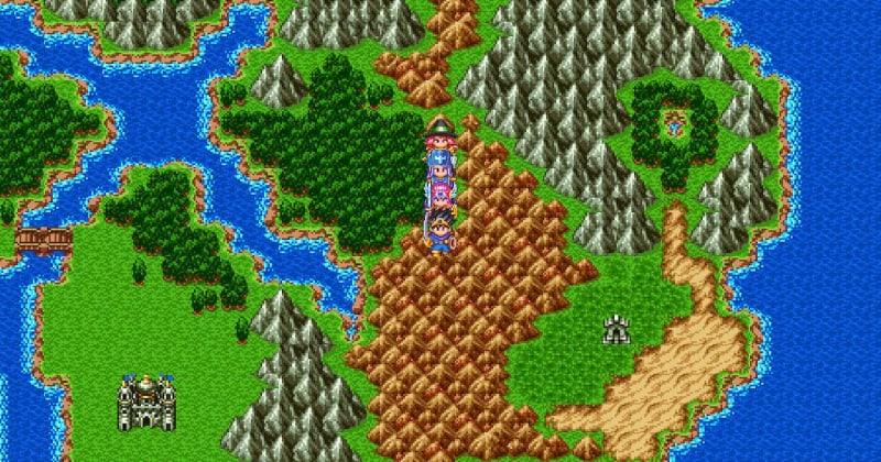 Most Popular Nintendo Games - Dragon Quest III