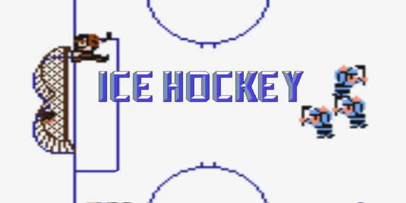 Most Popular Nintendo Games - Ice Hockey