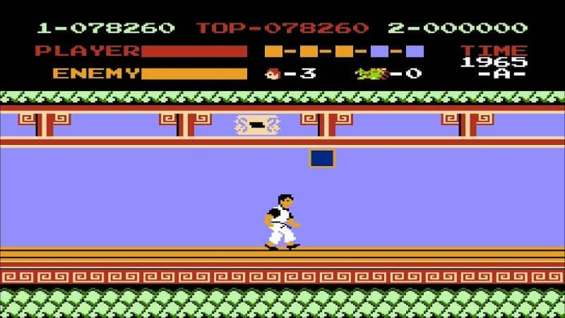 Most Popular Nintendo Games - Kung Fu