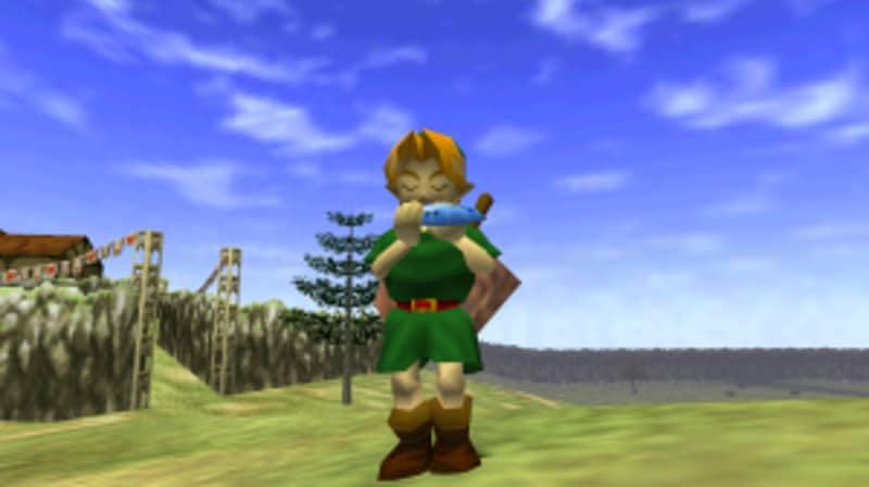 Most Popular Nintendo Games - The Legend of Zelda- Ocarina of Time