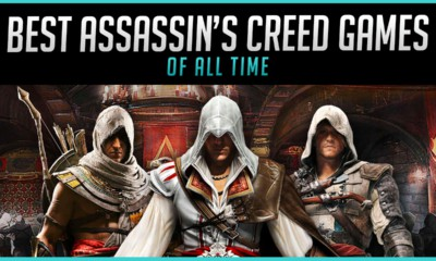 The Best Assassins Creed Games of All Time