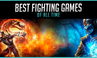 The Best Fighting Games of All Time