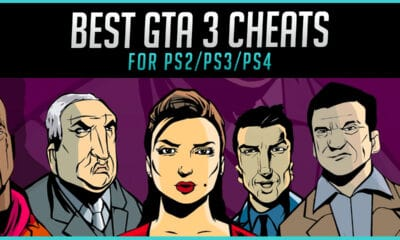 The Best GTA 3 Cheats for PS2 PS3 PS4