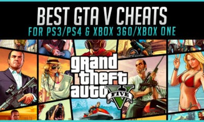 The Best GTA 5 Cheats